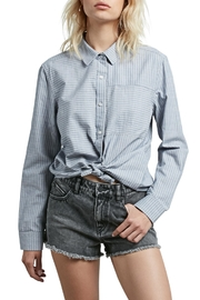 Volcom Chambray Button Down - Product Mini Image