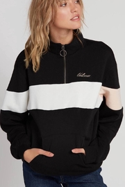 Volcom Color Block Pullover - Front cropped
