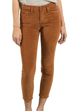 Shoptiques Product: Corduroy Crop Jeans
