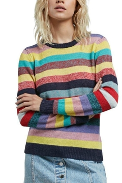 Shoptiques Product: Gmj Striped Sweater