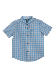Volcom Short Sleeved Harper Button-up - Product Mini Image