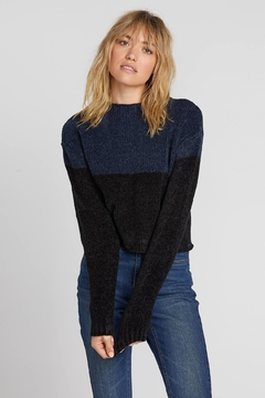 Volcom Mock Neck Sweater - Alternate List Image