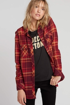 Volcom Multicolored Flannel - Product List Image