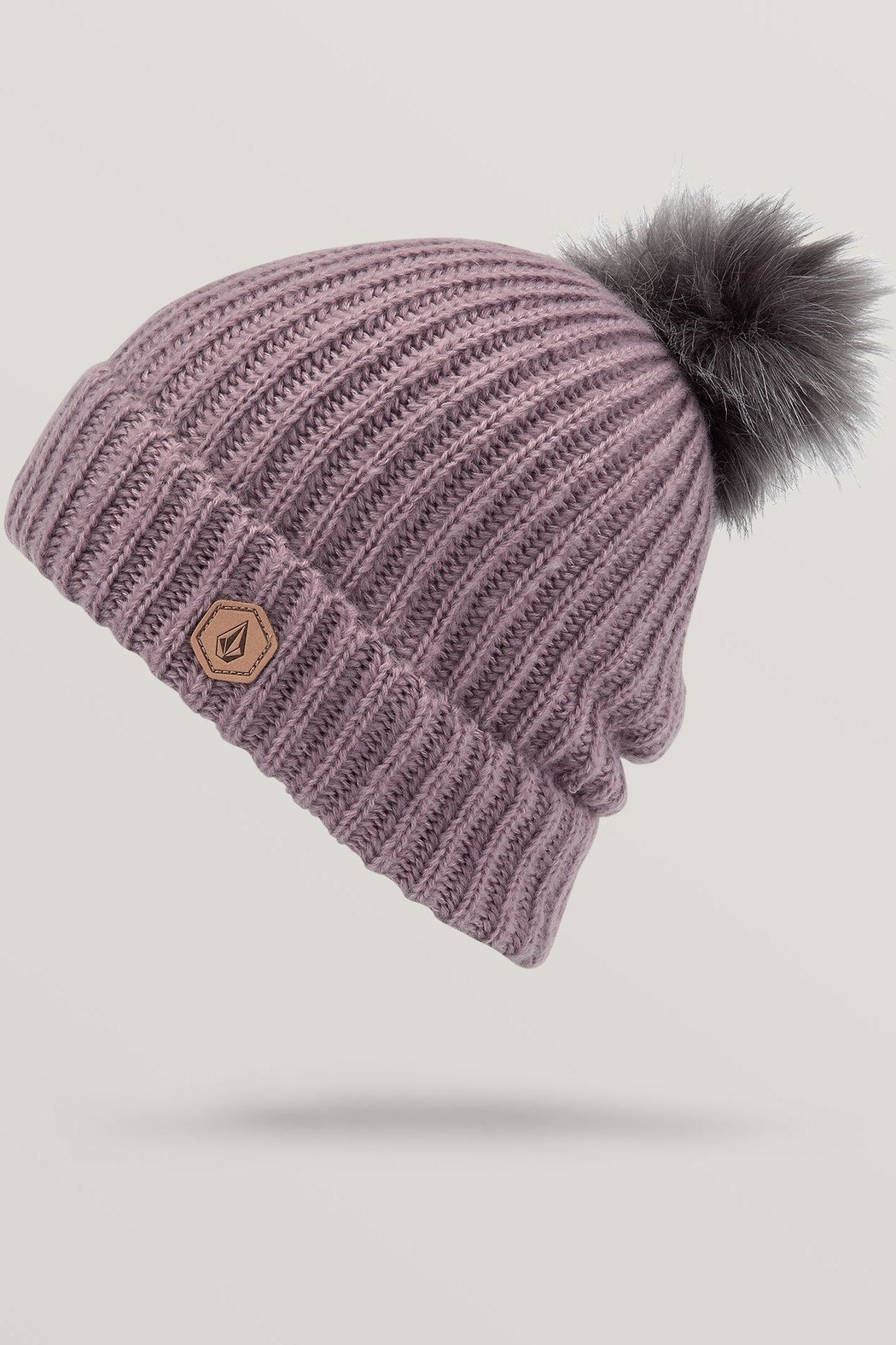 Volcom Pom Beanie - Front Cropped Image