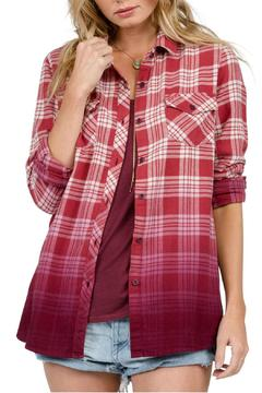 Shoptiques Product: Sano Dayz Plaid Top
