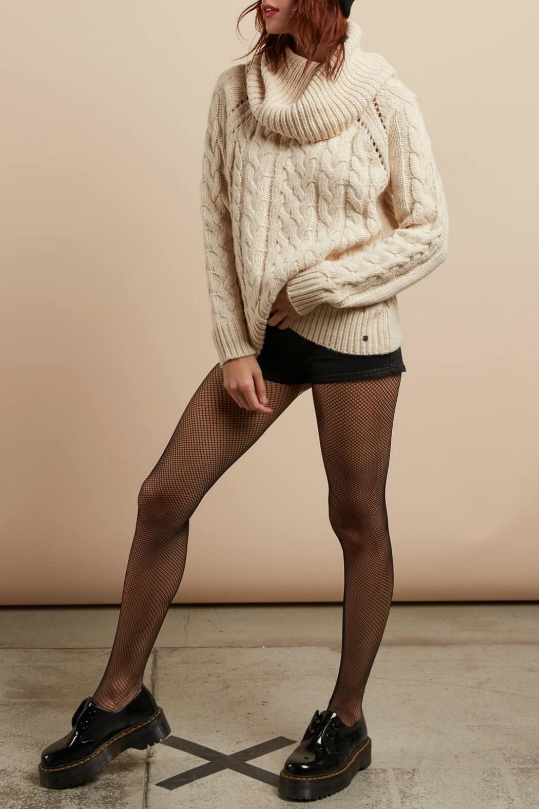 Volcom Snooders Sweater - Back Cropped Image