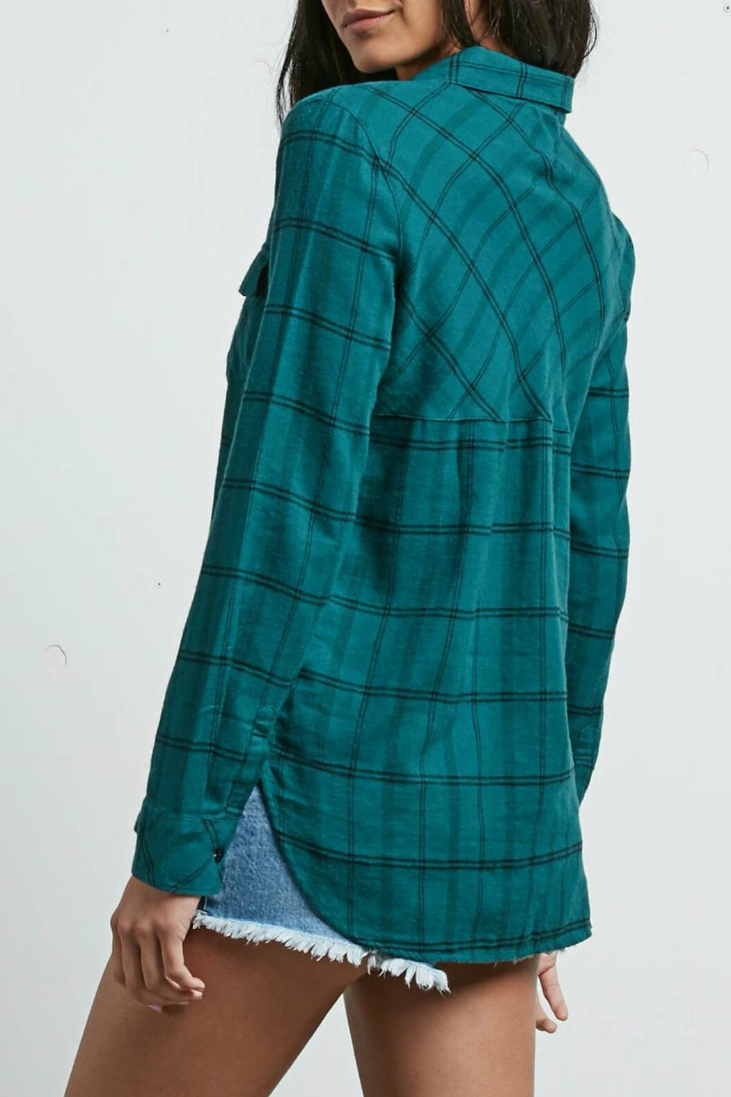 Volcom Street Dreaming Ls - Side Cropped Image