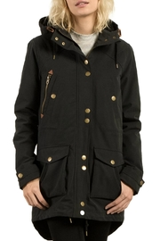 Volcom Walk On Parka Jacket - Product Mini Image