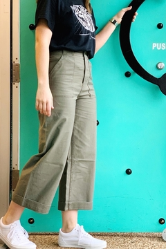 Volcom Wide Leg Pants - Product List Image