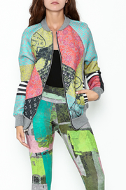 VOLT Design Bomber Jacket - Product Mini Image