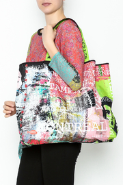 VOLT Design Tote Bag - Product Mini Image