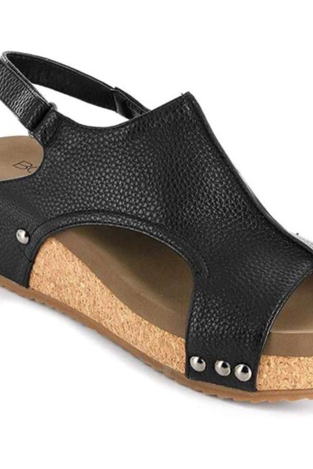 Kindred Mercantile  Volta Corkys Wedges - Main Image
