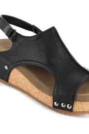 Kindred Mercantile  Volta Corkys Wedges - Front cropped