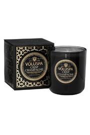 Shoptiques Product: Crisp Champagne Candle - Front full body