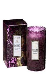 Voluspa Embossed Glass Candle - Product Mini Image