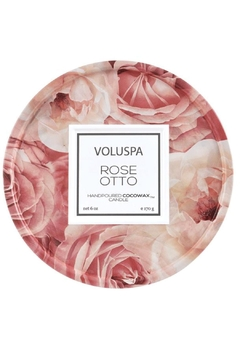 Voluspa Otto Rose Tin Candle - Product List Image
