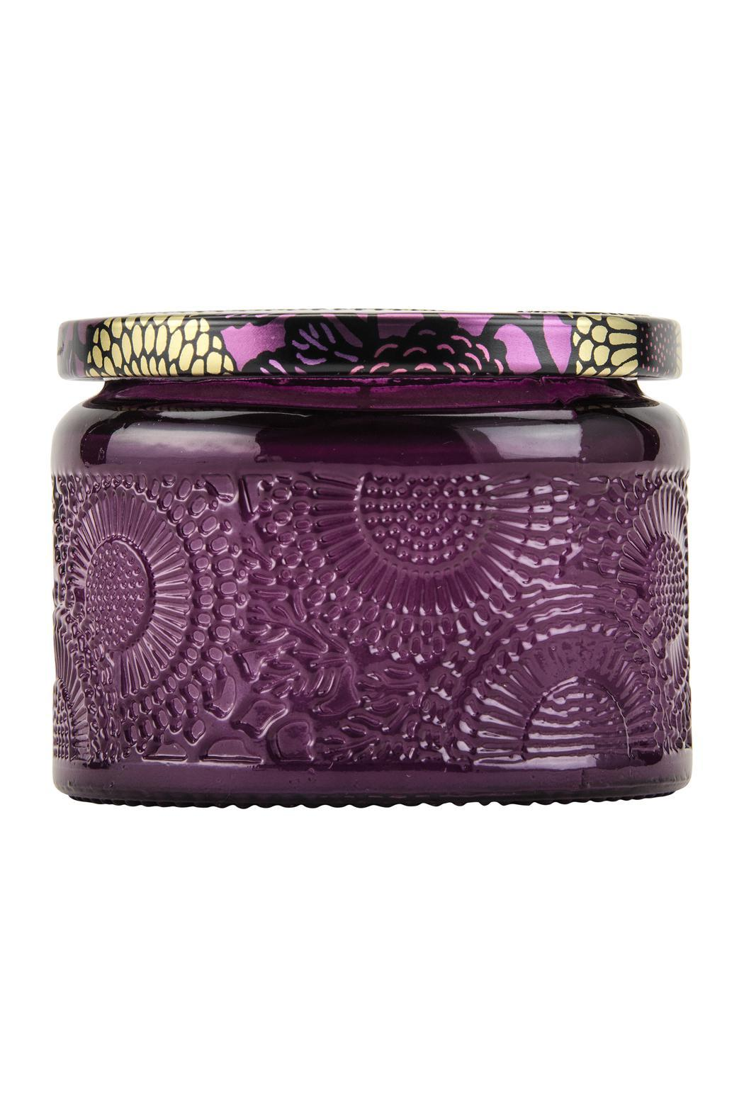 Voluspa Santiago Huckleberry Candle - Front Cropped Image