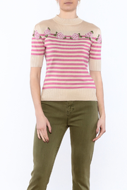 Shoptiques Product: Rose Spring Sweater