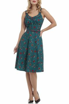 Voodoo Vixen Antique Cherry Dress - Product List Image
