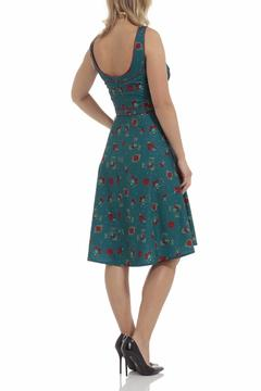 Voodoo Vixen Antique Cherry Dress - Alternate List Image