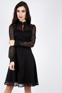Voodoo Vixen Dark Marionette Dress - Product List Image