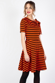 Voodoo Vixen Pumpkin Spice Dress - Product Mini Image