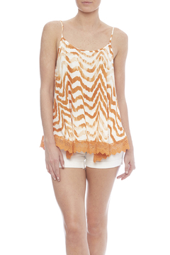 Voom Orange/White Tank - Product List Image