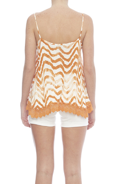 Voom Orange/White Tank - Alternate List Image