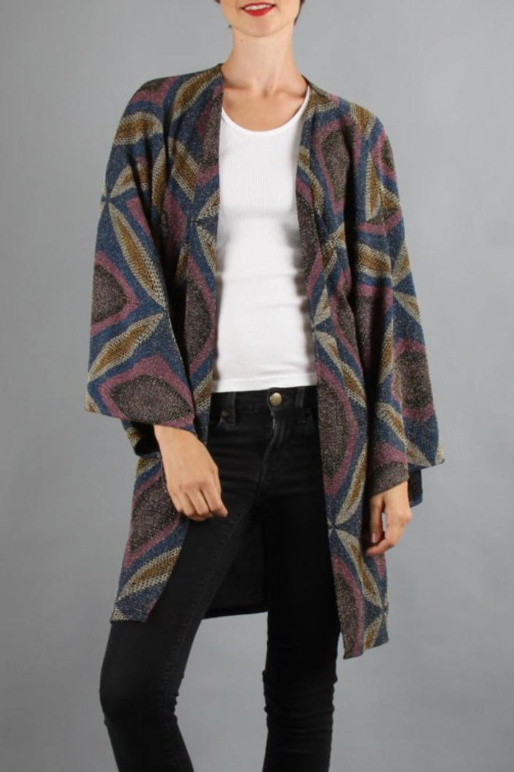 Voom by Joy Han Samantha Cardigan - Front Cropped Image