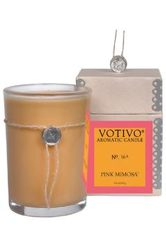 Votivo Pink Mimosa Candle - Alternate List Image