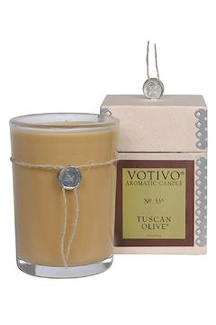 Votivo Tuscan Olive Candle - Product List Image