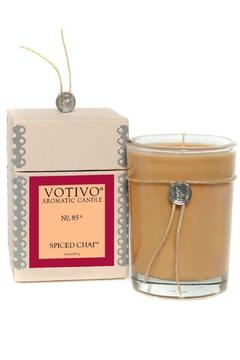 Votivo Aromatic Candles Spiced Chai Candle - Alternate List Image