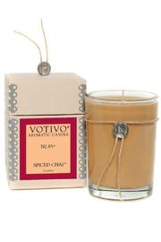 Votivo Aromatic Candles Spiced Chai Candle - Product Mini Image