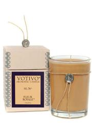Votivo Aromatic Candles Fleur Royale Candle - Product Mini Image