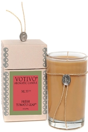 Votivo Aromatic Candles Fresh Tomato Candle - Product Mini Image