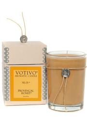 Votivo Aromatic Candles Provencal Honey Candle - Product Mini Image