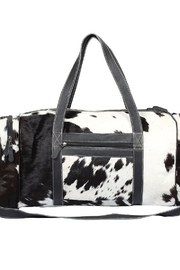 Myra Bags VOYAGE Cowhide Leather TRAVELLER BAG - Product Mini Image
