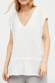 Free People Voyage Tee - Front cropped