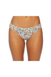 Vyb Wildflower Print Bottom - Front cropped