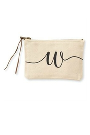 MUDPIE W Cosmetic Bag - Product Mini Image