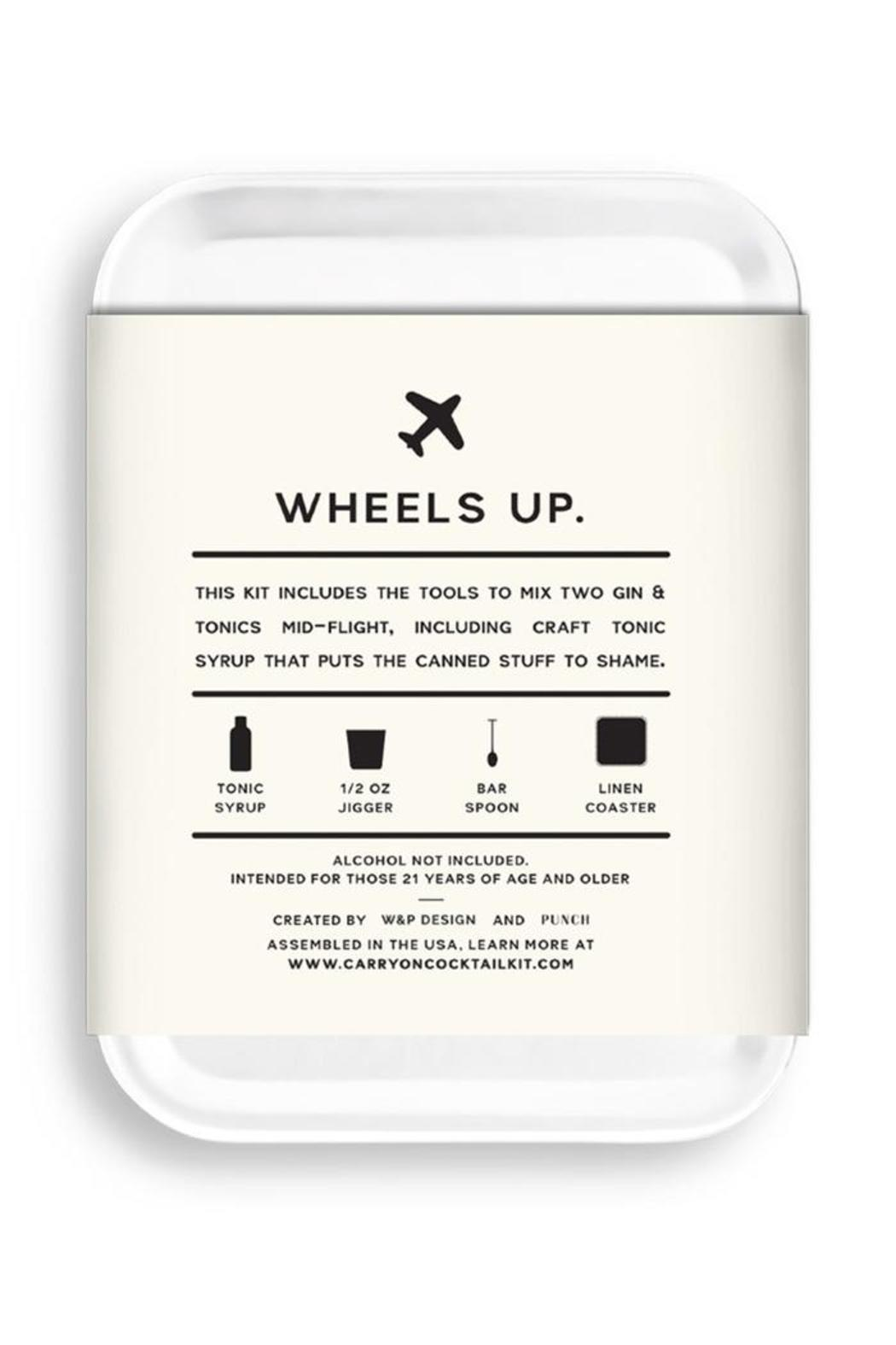 W&P Design Carry-On Cocktail Kit - Side Cropped Image