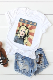 kissed Apparel W.W.D.D TEE - Product Mini Image