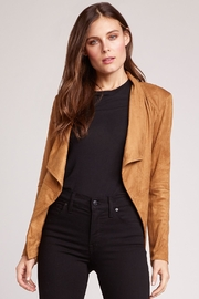 BB Dakota Wade Faux Suede Jacket - Product Mini Image