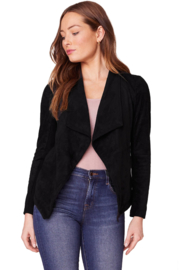BB Dakota Wade Faux Suede Jacket - Other