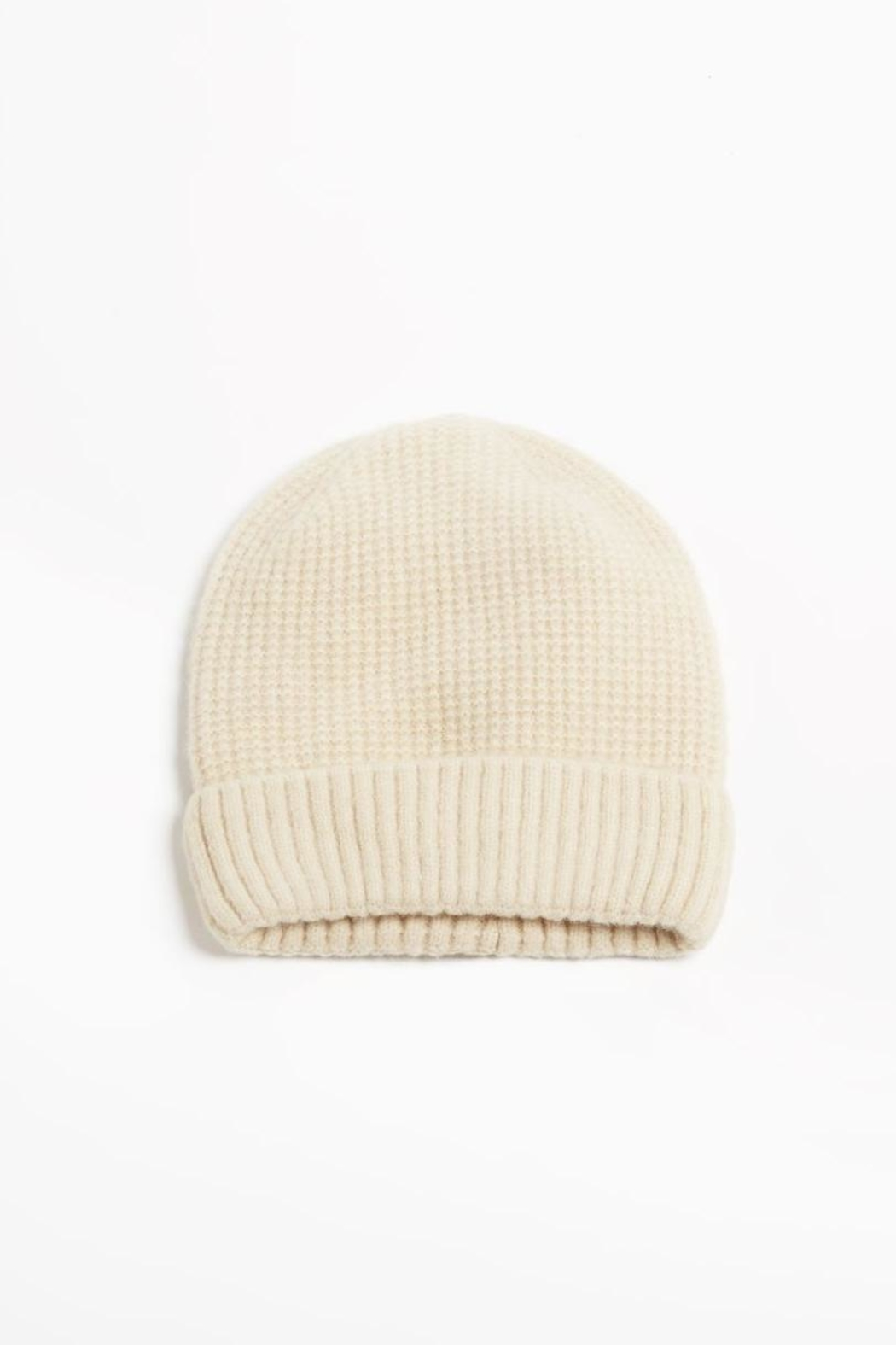 Look by M Waffle Knit Beanie from New Jersey by Across The Way ... 29c9d2884eb