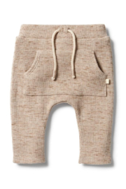 Wilson and Frenchy Waffle Slouch Pant - Product Mini Image