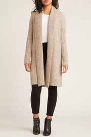 BB Dakota Waffle Truth Cardigan - Product Mini Image