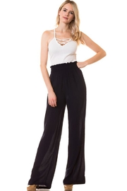 Lovetree Waist Banded Pants - Product Mini Image