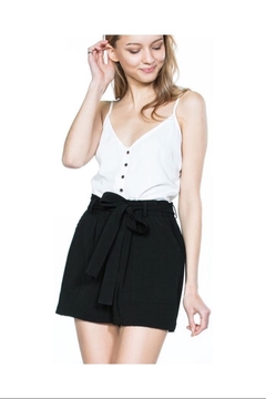 Shoptiques Product: Waist Tie Shorts