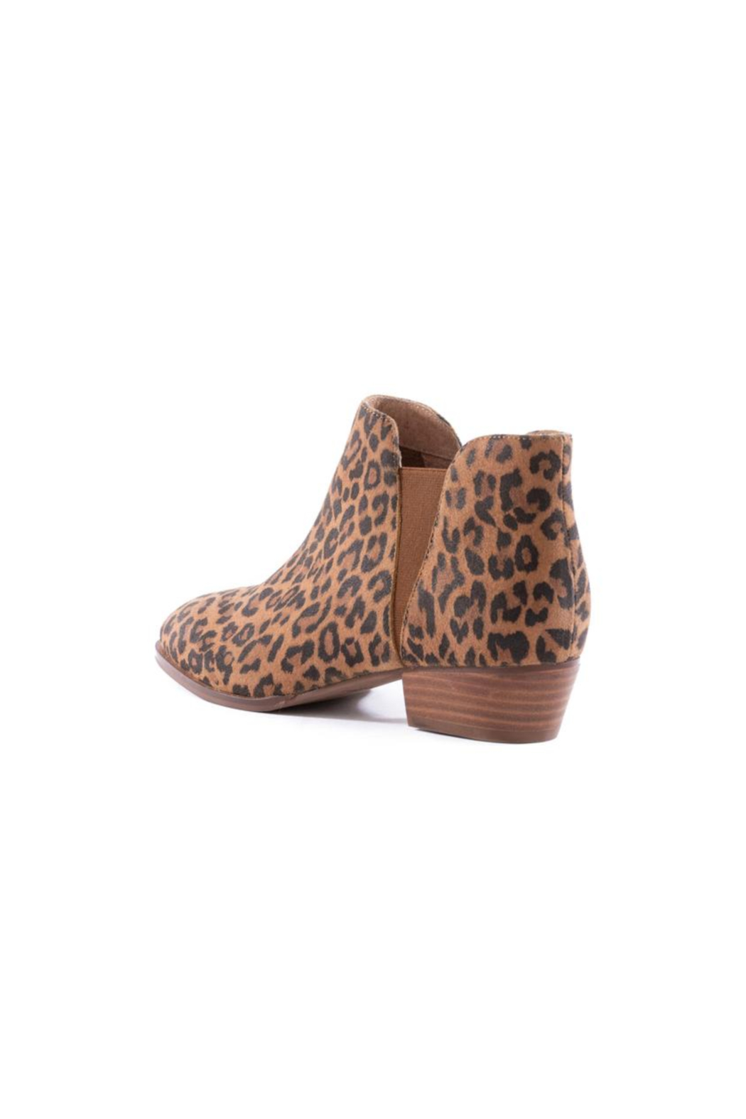 Seychelles Waiting For You Leather Bootie - Side Cropped Image